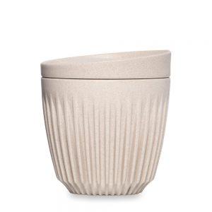 termosinis kavos puodelis